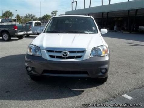 how petrol cars work 2005 mazda tribute head up display find used 2005 mazda tribute s in 241 ridgewood ave holly hill florida united states for us