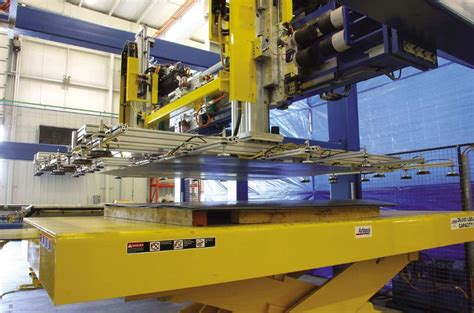linear induction machine construction automatic feed s rapidstack system advances stacking to a new level