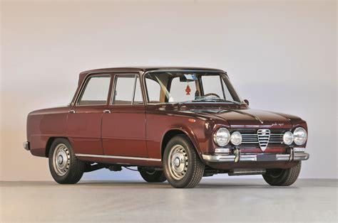 1968 Alfa Romeo Giulia Super Berline Classic Driver Market