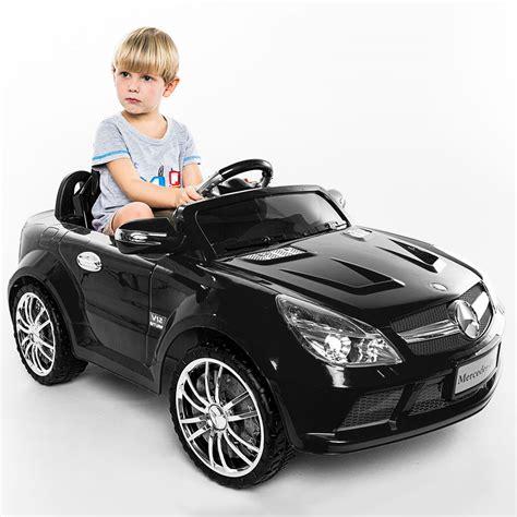 kid car 12v mercedes benz sl65 kids ride on car rc remote control