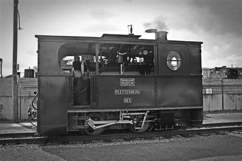 train  railroad track  stock photo