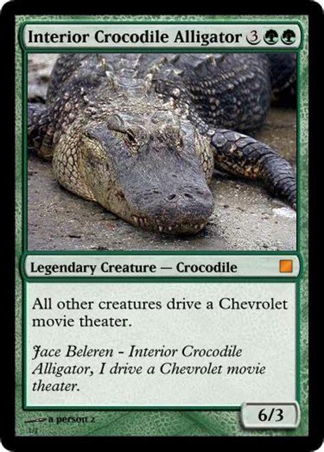 crocodile drug MEMEs
