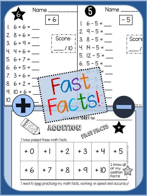 Parent Letter About Math Facts 130 Best My Products Educational Resources Images On
