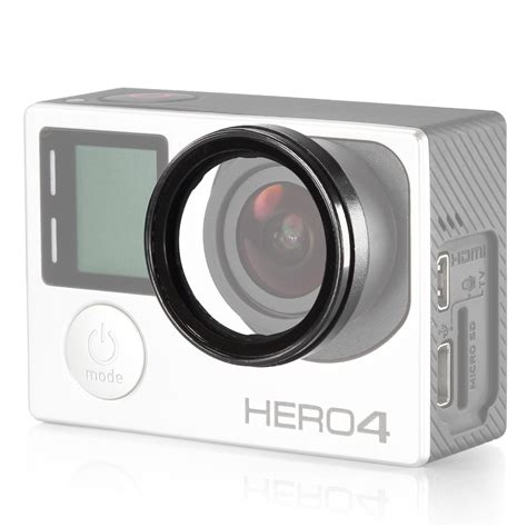 Gopro Lens Cover Cap Protector For 3 Neewer Lens Cover Cap Housing Protector For Gopro 3 3