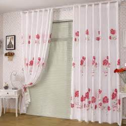 White Floral Curtains And White Patterned Curtains Html Myideasbedroom