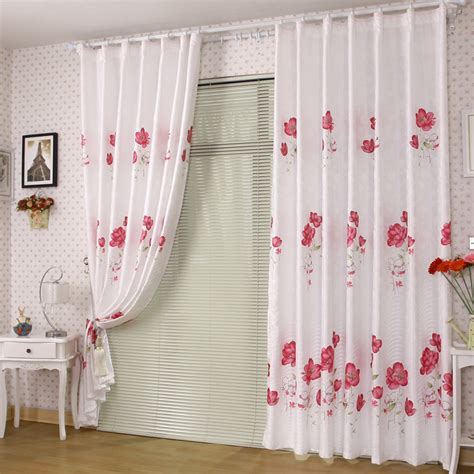 Red And White Patterned Curtains Html Myideasbedroom Com