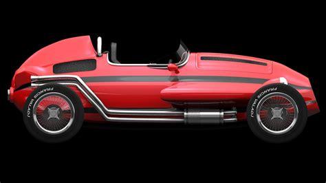 fv car free 3d model obj 3ds c4d dae cgtrader com