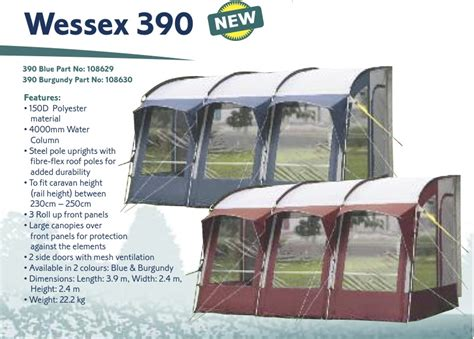 royal porch awning royal wessex 390 caravan porch awning burgundy 2011 ebay