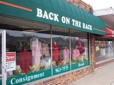 Back On The Rack Brentwood back on the rack brentwood retail community services