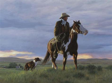 imagenes de paisajes y caballos cuadros pinturas oleos escenas del co con caballos y