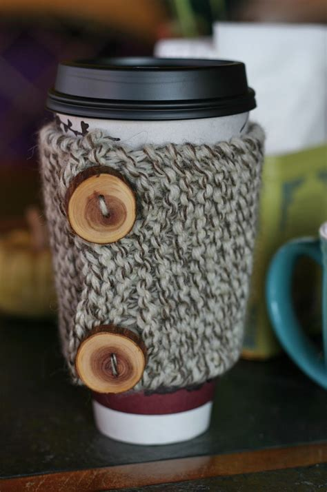 how to knit a mug cosy knit coffee cozy patterns a knitting