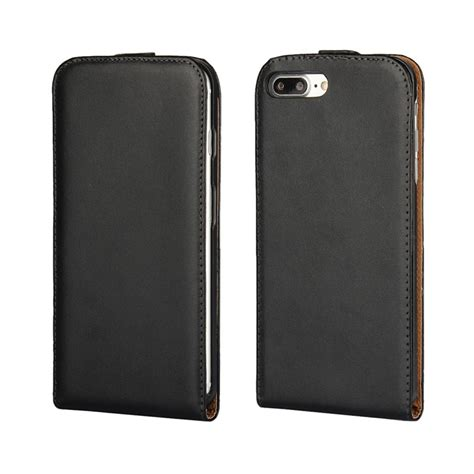 Original Leather Iphone 7plus genuine leather flip cover for iphone 7 7 plus 6s plus 6 plus 6 6s 5 5s 4 4s 5c with