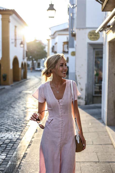 Evora 2 Dress portugal diary pt 1 memorandum nyc fashion lifestyle for the working