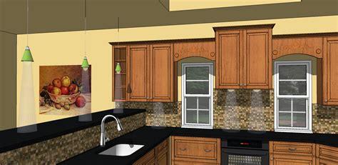 sketchup  interior design   simulate artificial