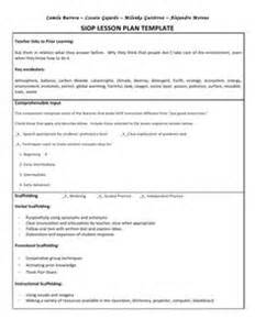 army lesson plan template lesson plan templates lesson plans and templates on