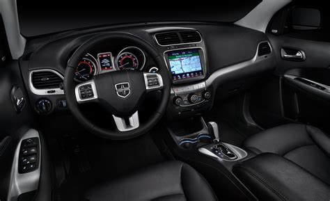 Dodge Journey Interior by Car And Driver