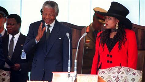 Winnie Nelson Mba by Zenani Mandela Thumbumuzi Dlamini Ma