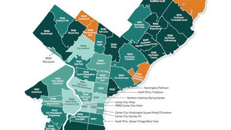 zip code map of philadelphia philadelphia zip code map pictures to pin on pinterest