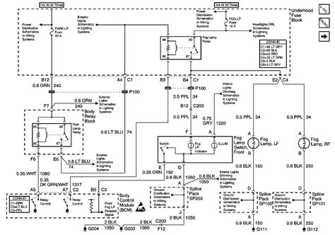 fog light wiring diagram with relay dejual
