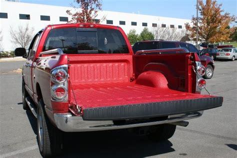 red bed liner sem truck bed coating black rock it liner kit urethane 2k