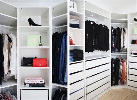 Walk In Closet Ikea by Walk In Closet Hom I E Ikea Pax Dressing Room And Organizations