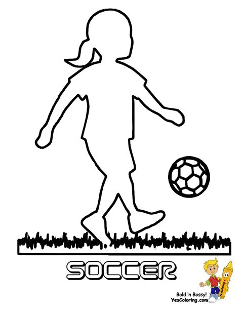 coloring page soccer girl soccer girls sports coloring girls sports free girls