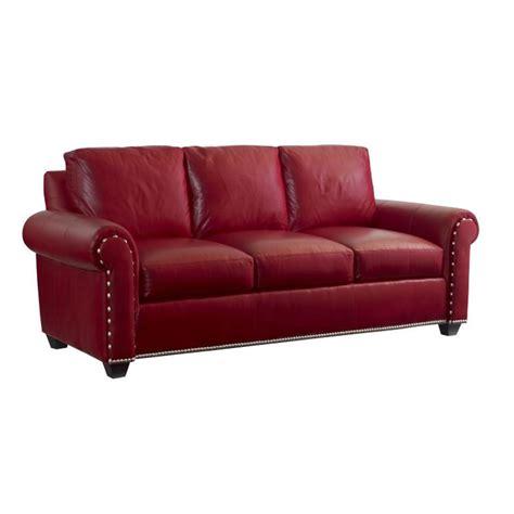 ashton sofa highland house 1020 87 le hh leather ashton leather sofa