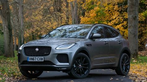 jaguar jeep 2018 2018 jaguar e pace crossover is its jeep thing