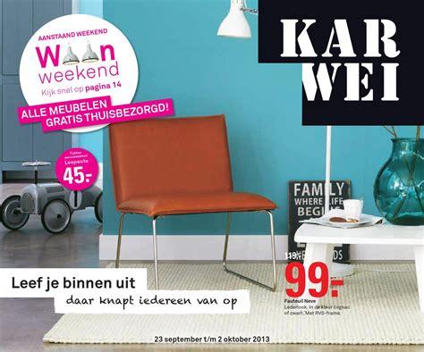 fauteuil neve cognac karwei folder tot 22 09 by broshuri issuu
