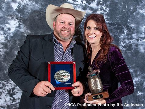 back number ceremony nfr 2018 justin rumford wins twice at prca awards banquet