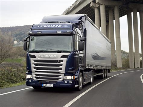 scania g series streamliner commercial vehicles