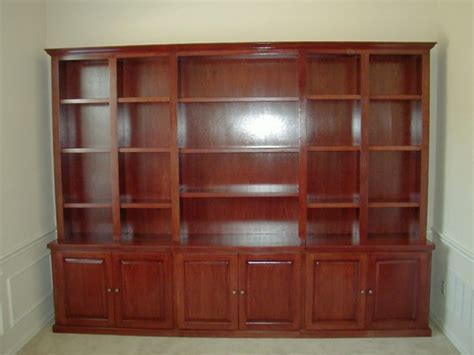 cherry wood bookcase with doors cherry wood bookcase doherty house cherry wood