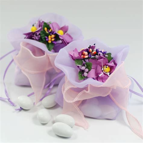 fiori per bomboniera fiori finti per bomboniere piante finte