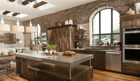 cuisine brique architecture int 233 rieur exterieur page 5 passionn 233 ment