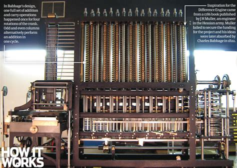 by charles babbage first computer how did the first computer work how it works magazine