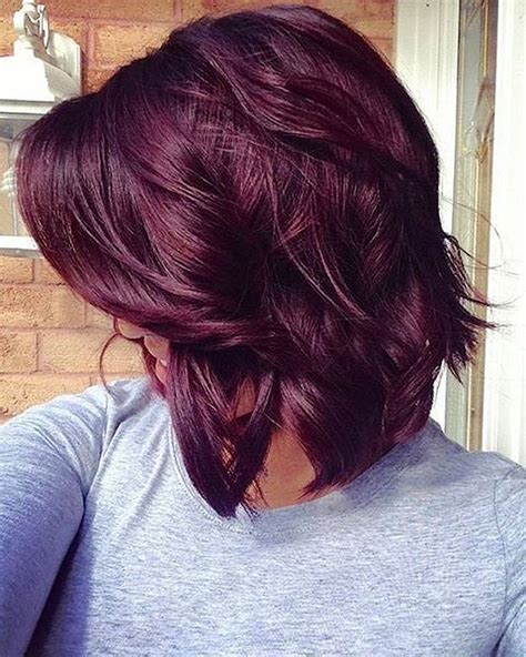 cheveux prune couleur pictures to pin on pinterest les 25 meilleures id 233 es de la cat 233 gorie cheveux rouge