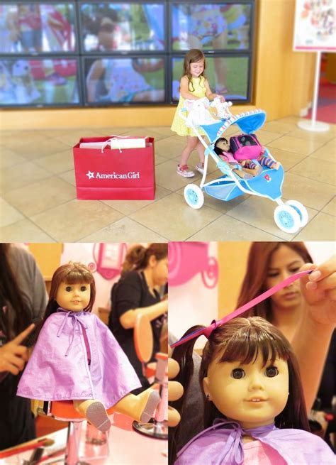 how do you make an american girl doll house american girl doll store los angeles review