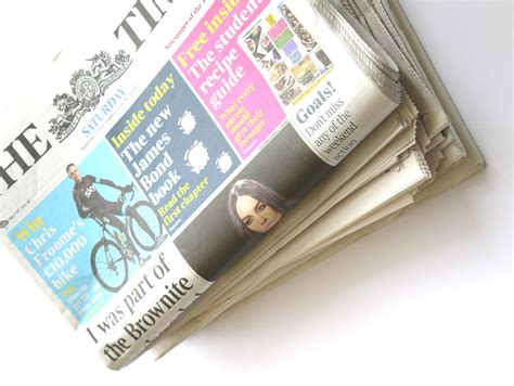 A News Paper - how to write a newspaper with sle articles wikihow