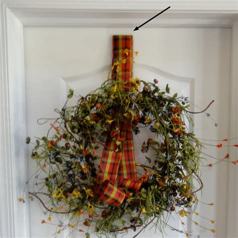 hang a wreath on front door wreathpro wreath hanger everything you wanted
