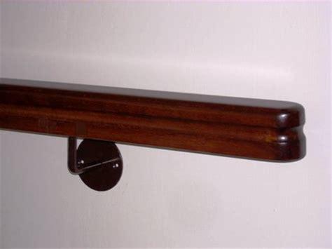 supporti per corrimano in legno passamano corrimano in legno massello di faggio 1 mt ebay