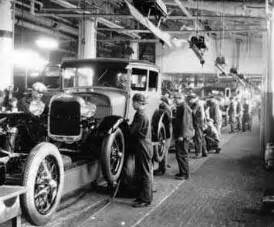 Define Henry Ford The Automobile And American Henry Ford And The