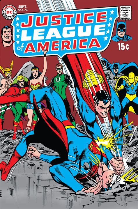 justice league of america justice league of america 74 where death fears to tread