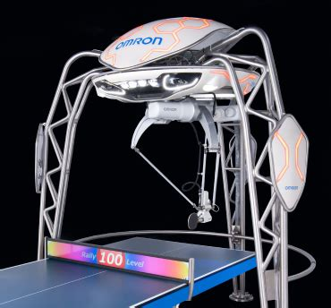 best table tennis robot the world s robotic table tennis coach is ready to