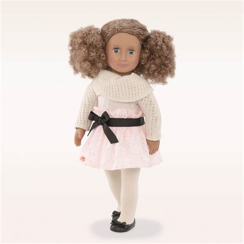 our generation dolls mixed race doll