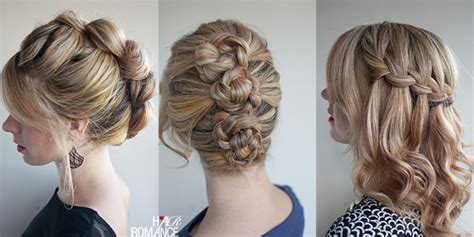 cool and easy hairstyles step by step the ultimate holiday hair guide hair romance