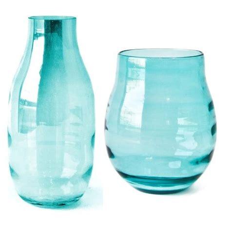 Aqua Floor Vase Aqua Lustre Vases In 2 Sizes By 18karat Seven Colonial