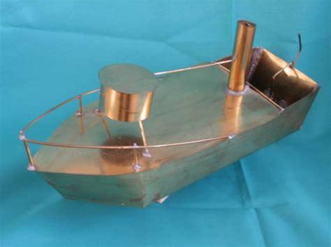 barco a vapor casero con material reciclado animationym 225 s barcos de vapor a mano