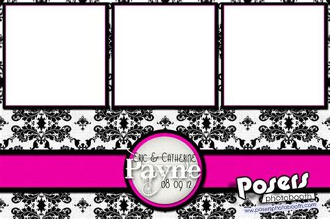 photo booth print layout templates photo booth layout templates google search photo booth