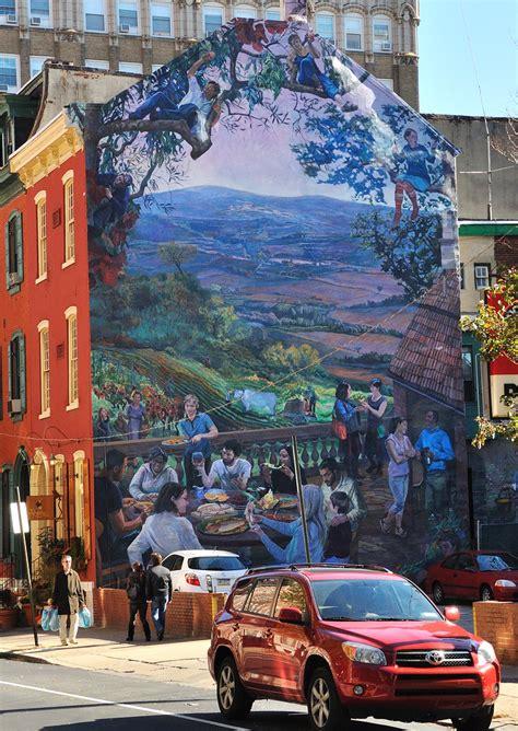 philadelphia mural arts program  astonishing