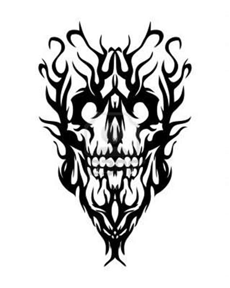 tribal tattoos evil evil images designs